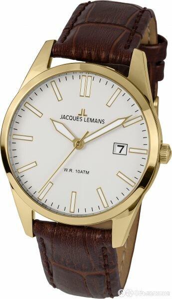 Часы наручные Jacques Lemans 1-2002O по цене 13930₽ - Наручные часы, фото 0