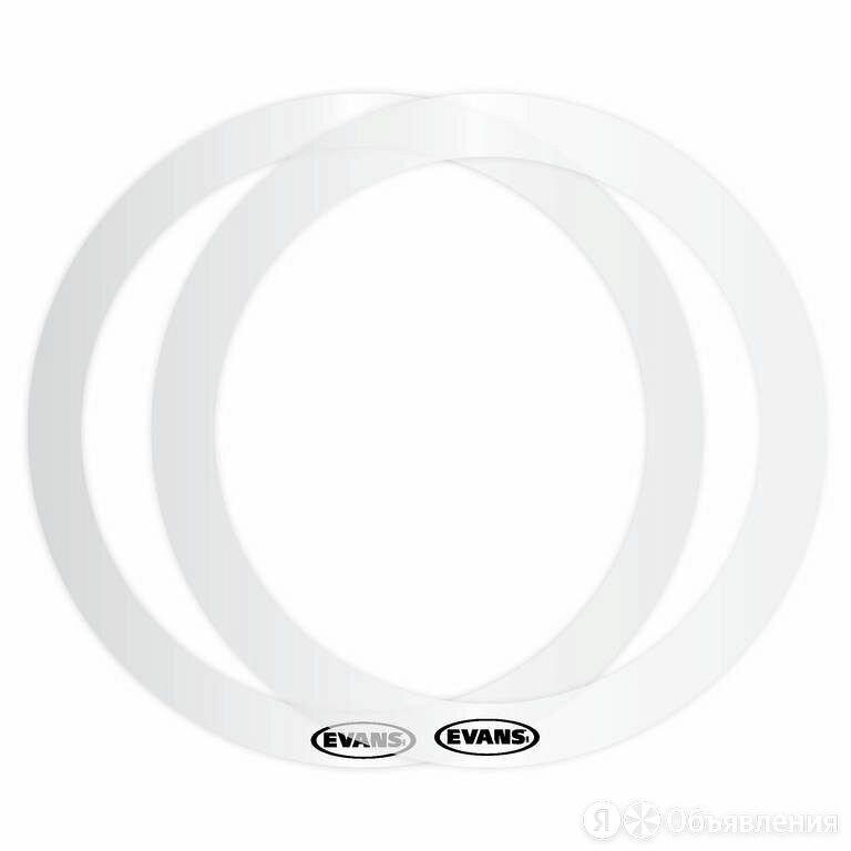 Evans ER-SNARE E-Ring Snare Набор демпфирующих колец по цене 730₽ - Рули, джойстики, геймпады, фото 0