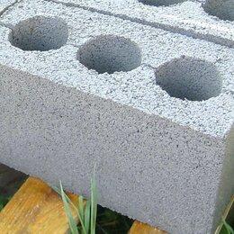 Строительные блоки - Шлакоблок (полублок) Доставка, 0