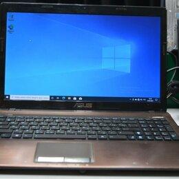 "Ноутбуки - Asus X53S i5 2410M/8Gb/SSD 240Gb/intel HD/15.6"", 0"