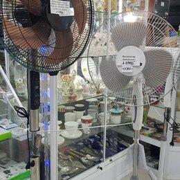 Вентиляторы - Вентилятор Irit IRV-011, напольный настольный, 0