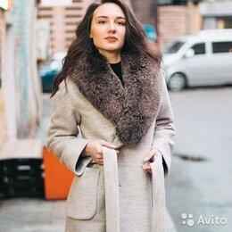 Пуховики - Пальто женское осеннее, 0