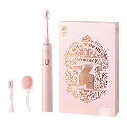 Зубные щетки - Soocas Зубная щетка Soocas Sonic X3U Set Pink, 0