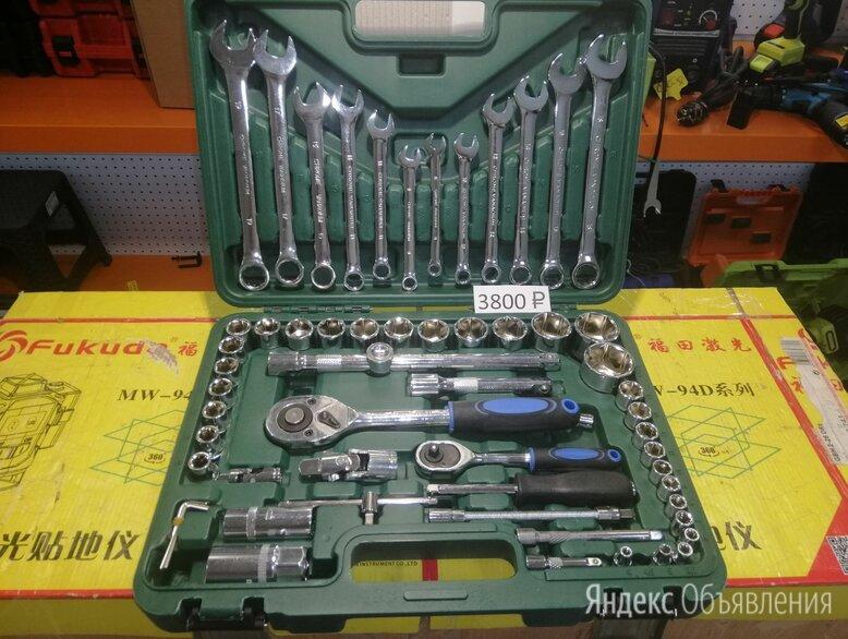 Набор инструментов 60 прадметов  по цене 3800₽ - Наборы инструментов и оснастки, фото 0