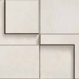 Мозаика - CERDOMUS Chrome Mosaico 3D White 12,5X25, 0