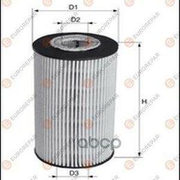 Отопление и кондиционирование  - Фильтр Масляный Bmw 3 90-98, 3 98-05 EUROREPAR арт. E149166, 0