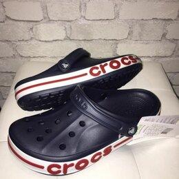 Шлепанцы - Новые мужские сабо Crocs , 0