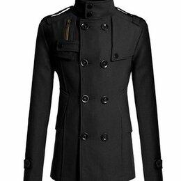 Куртки - Мужское лёгкое полу-пальто, 0