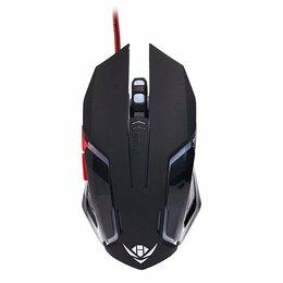 Мыши - Мышь оптическая Nakatomi Gaming mouse MOG-20U (black) игровая, 0