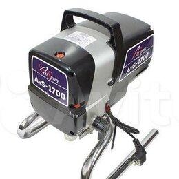 Электрические краскопульты - Аппарат окрасочный AktiSpray AvS-1700, 0