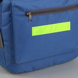 Интерьерные наклейки - Светоотражающая наклейка «Полоска», 12 × 2,5 см, 5 шт на листе, МИКС, 0
