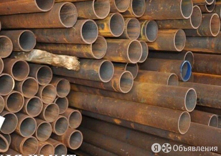 Труба бесшовная 355х6 мм ст. 3 ГОСТ 8732-78 по цене 48735₽ - Металлопрокат, фото 0