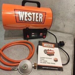 Тепловые пушки - Газовая тепловая пушка  WESTER TG-20000, 0
