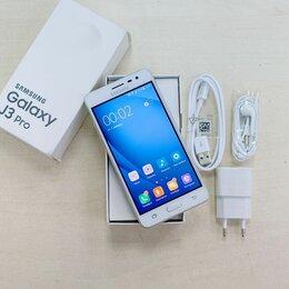 Мобильные телефоны - Samsung Galaxy J3 Pro 16 ГБ, 0