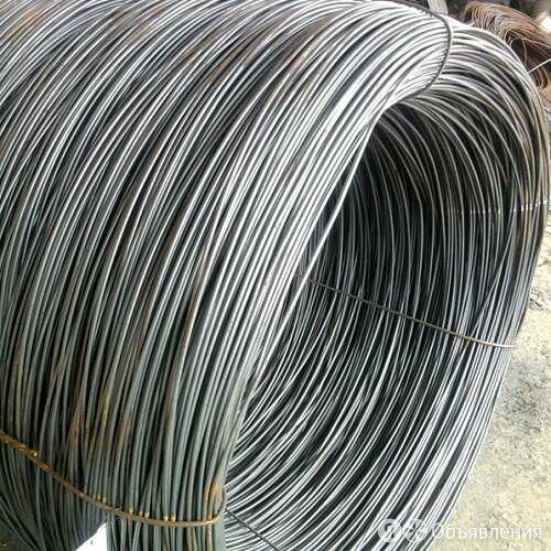 Катанка алюминиевая А5Е ГОСТ 15176-89 по цене 107904₽ - Металлопрокат, фото 0