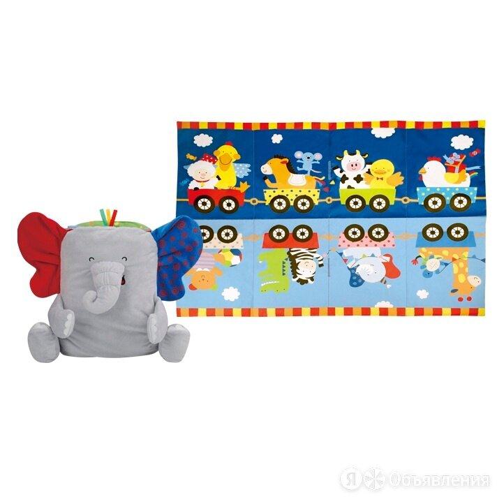 Развивающая игрушка-коврик Слон KA754 K's Kids по цене 1219₽ - Развивающие коврики, фото 0