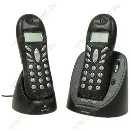 Радиотелефоны - Телефон-трубка Voxel select 1800 (запчасти/ремонт), 0