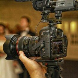 Фото и видеоуслуги - Видеооператор, видеоcъёмки , 0