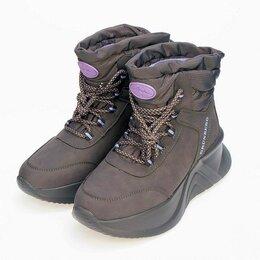 Ботинки - GRUNBERG Ботинки женские серые, 0