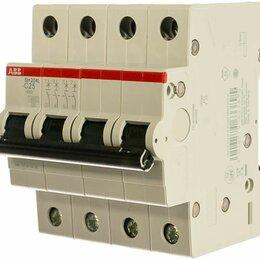 Концевые, позиционные и шарнирные выключатели - Автоматический выключатель 4-пол. SH204L C32 (32А), 0