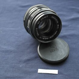 Объективы - Объектив Zenith Гелиос-44М-7 58 мм 1:2 М52х0,75. Лот 00021АСВ, 0