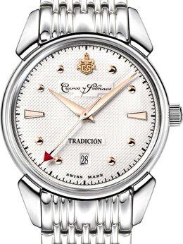Наручные часы - Наручные часы Cuervo y Sobrinos 3195B.1TR.S, 0