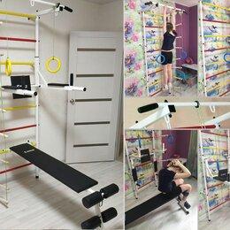 Гимнастические снаряды и спортивные комплексы - Спортивный комплекс для дома, 0