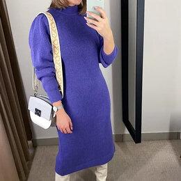 Платья - Платье тёплое Zarina 42,44, 0