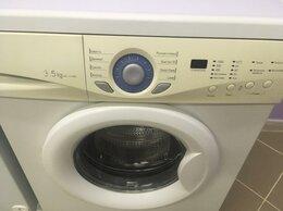 Стиральные машины - Узкая стиральная машина LG (3,5кг) , 0