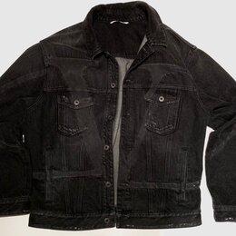Куртки - Valentino  Джинсовая куртка (Denim), 0