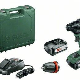 "Шуруповерты - Дрель-шуруповерт ""Bosch. AdvancedDrill"", 18 В (кейс в комплекте), 0"