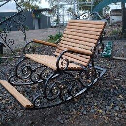 Кресла и стулья - Кресло качалка, садовая мебель , 0