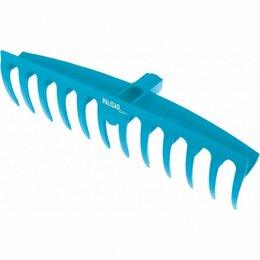 """Грабли - Грабли пластиковые """"Palisad"""", 400 мм, 12 плоских зубьев, усиленные, 0"""
