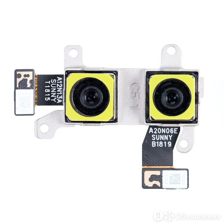 Камера основная (задняя) для Xiaomi Mi A2, Mi 6X по цене 750₽ - Камеры, фото 0
