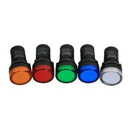 Мониторы - Лампа AD22DS(LED) матрица 22мм 230В зел. КЭАЗ 238693, 0