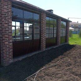 Окна - Раздвижные алюминиевые окна для веранд, террас, беседок, лоджий, 0