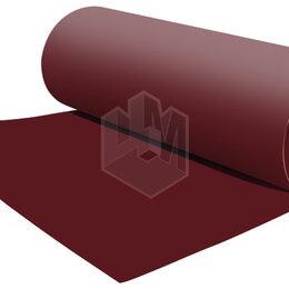 Кровля и водосток - Гладкий лист рулонной стали RAL3005/3005 Красное Вино ш1.25 2-х сторонний, 0