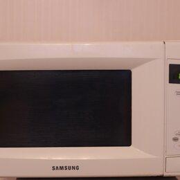 Микроволновые печи - Микроволновая печь Samsung под восстан. или з/ч, 0