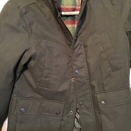 Куртки и пуховики - Куртка на мальчика 7/8 лет фирма BENETTON, 0
