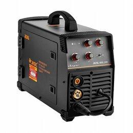 Сварочные аппараты - Сварочный инвертор сварог real MIG 200 black, 0