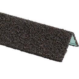 Отделочный профиль, уголки - Уголок внешний металлический HAUBERK Кварцит 50*50*1250мм, 0