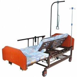 Приборы и аксессуары - Кровать с электроприводом Мед-Мос 11A-121ПН, 0