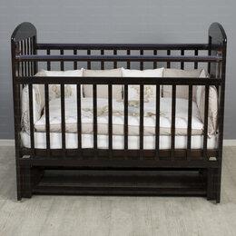 Кроватки - Кровать «Incanto Civetta» цвет венге, универсальный маятник, 0