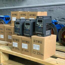 Преобразователи частоты - 1,5 квт 220В Частотный преобразователь ISD152M21B, 0