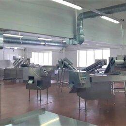 Прочее оборудование - Линия полуавтоматическая по переработке куриных лап , 0