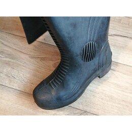 Сапоги - Сапоги болотные с защищённым носком, 0