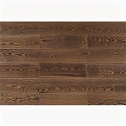 Массивная доска - Массивная  доска Amber Wood Ясень Коттедж браш масло 120, 0