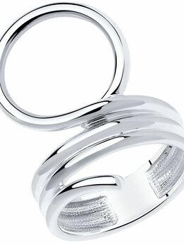 Кольца и перстни - Кольцо SKLV 94013111_s_17, 0