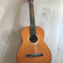 Акустические и классические гитары - Чешская гитара кремона, 0