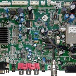 Запчасти к аудио- и видеотехнике - Плата MAINинвертор для BBK LT2610S, 0